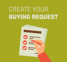 Create your buying request